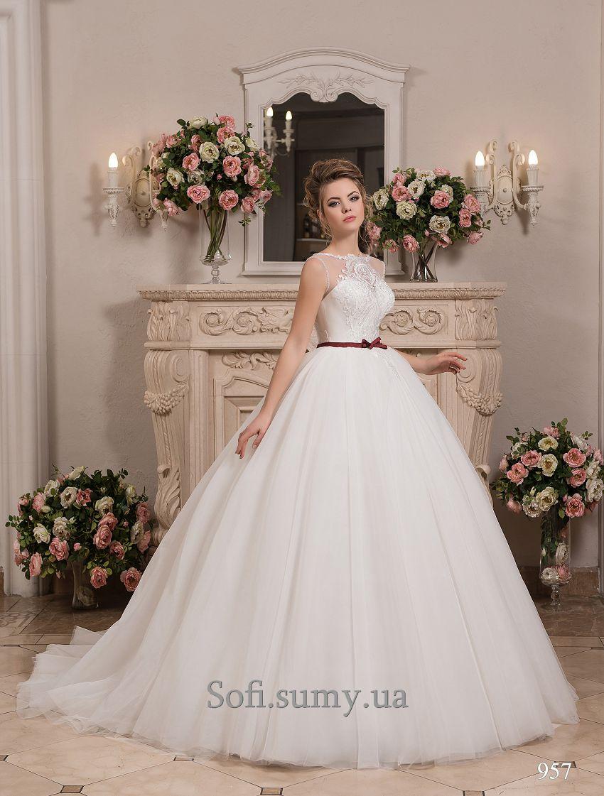 Свадебные платья на украине цены и